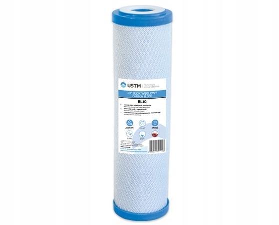 вклад УГЛЯ фильтр для Воды USTM 10 дюймов