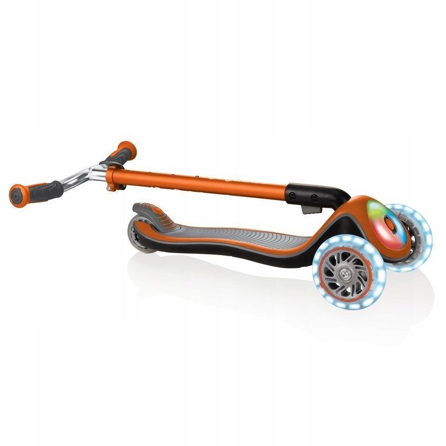 Hulajnoga 3-kołowa Globber Elite Prime Pomarańcz Kod producenta 444-804
