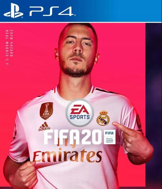 Item Game FIFA 20 EN PS4 PlayStation 4 FIFA 20
