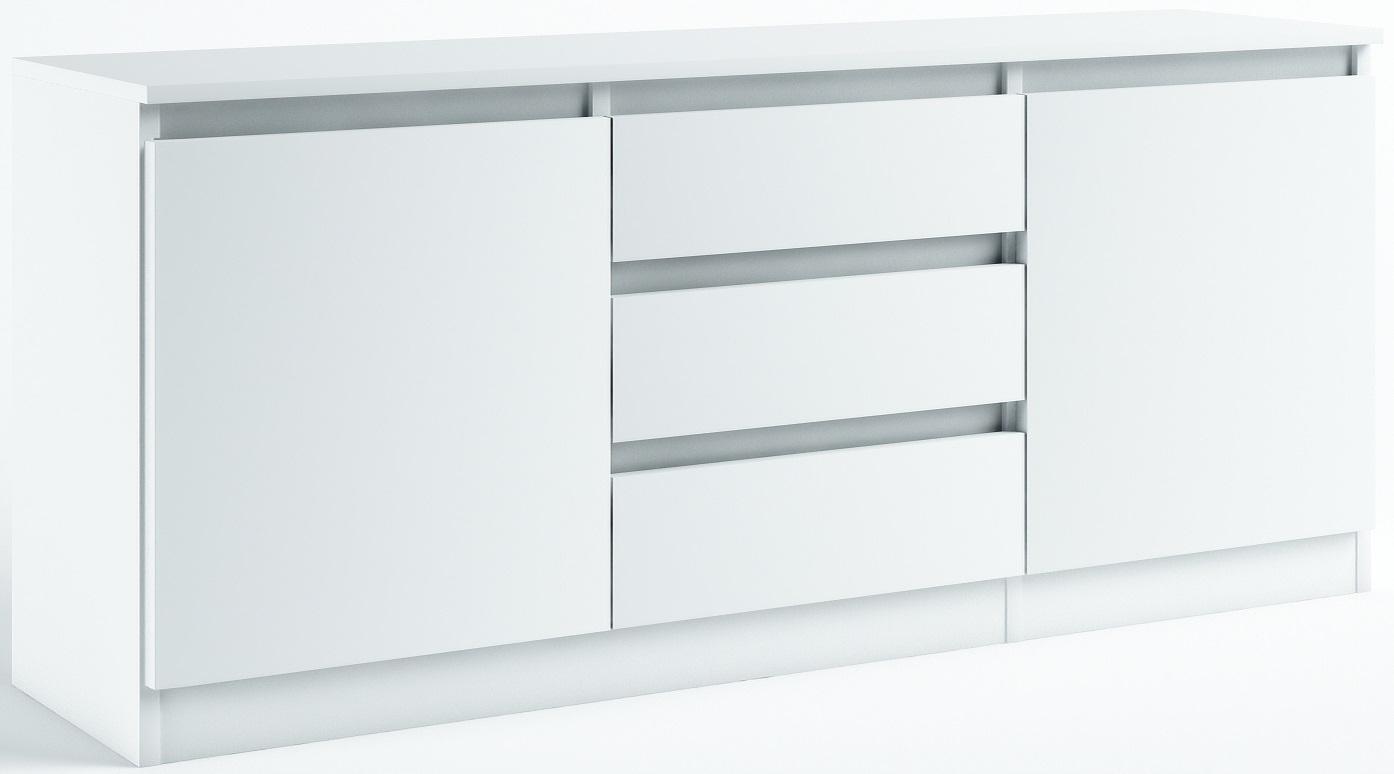 Комод большой Bu2d3s 150см / ЦВЕТА / - мебель 4K