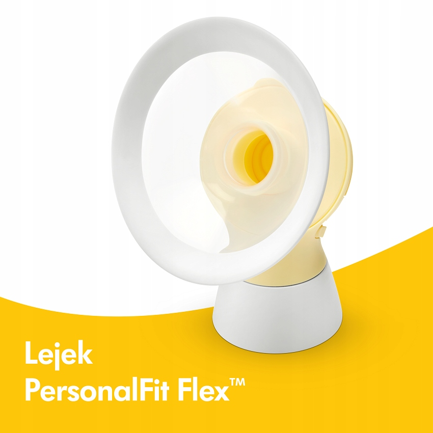 MEDELA LEJEK PERSONALFIT FLEX DO LAKTATORÓW S 21mm Marka Medela