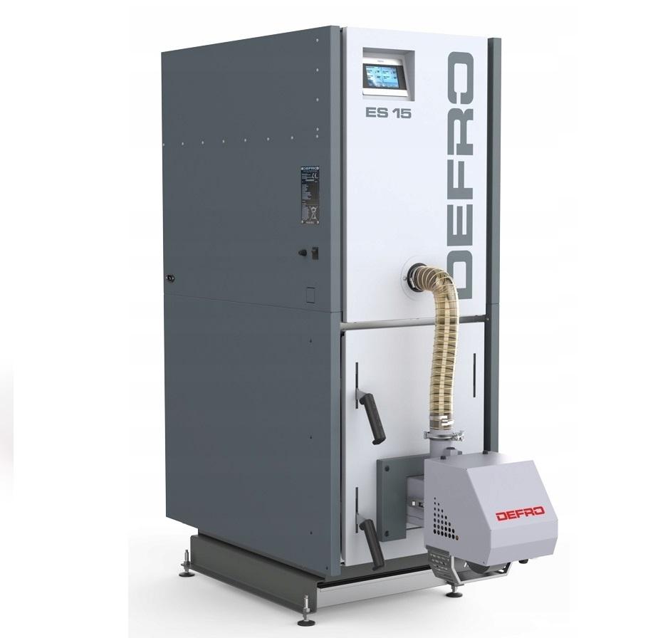 Defro Eko Slim 10 kW kotol na pelety do 160m