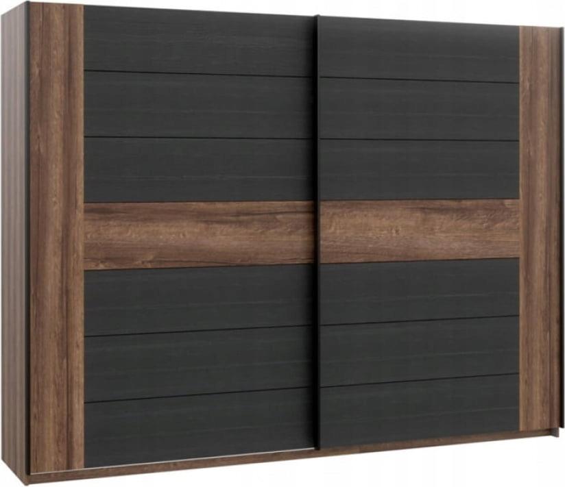 Шкаф-купе для спальни 270 см Bellevue