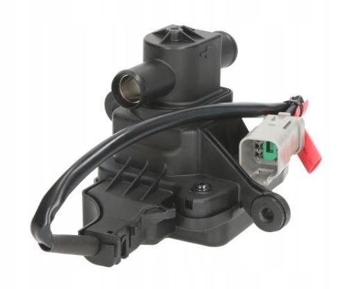 клапан нагревателя scania r common rail