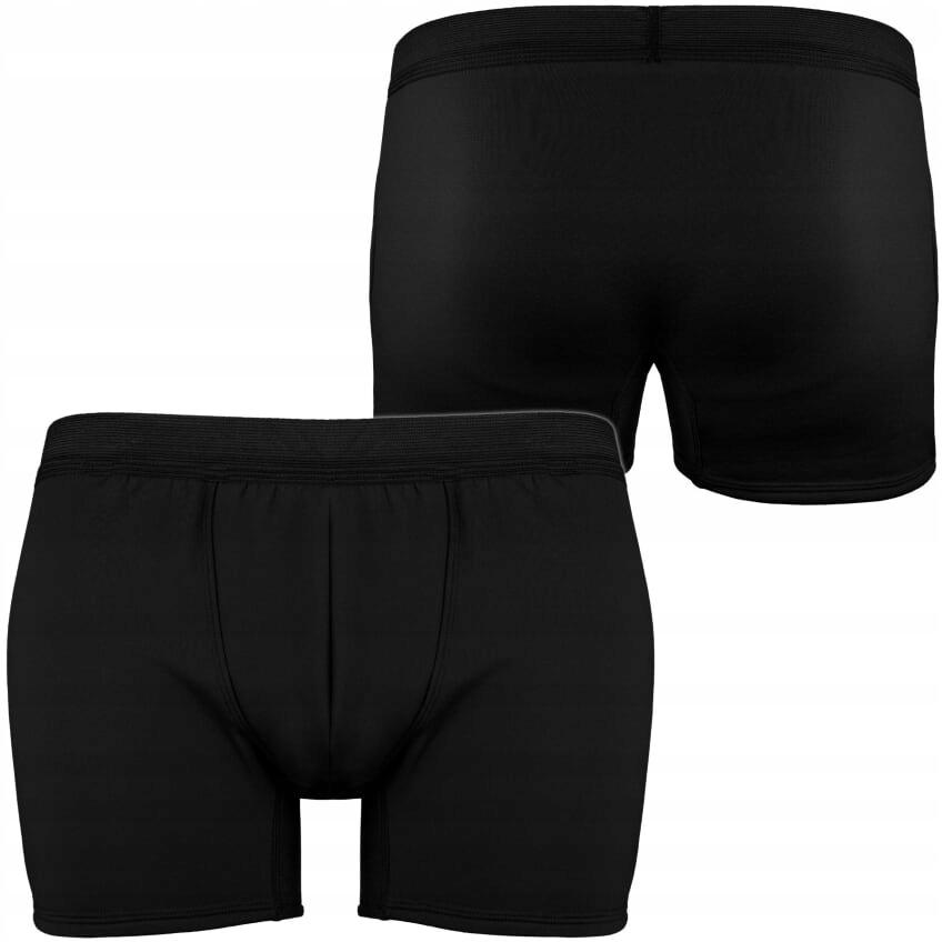 28 Termoaktívne šortky Čierna armáda Polícia _xxl_