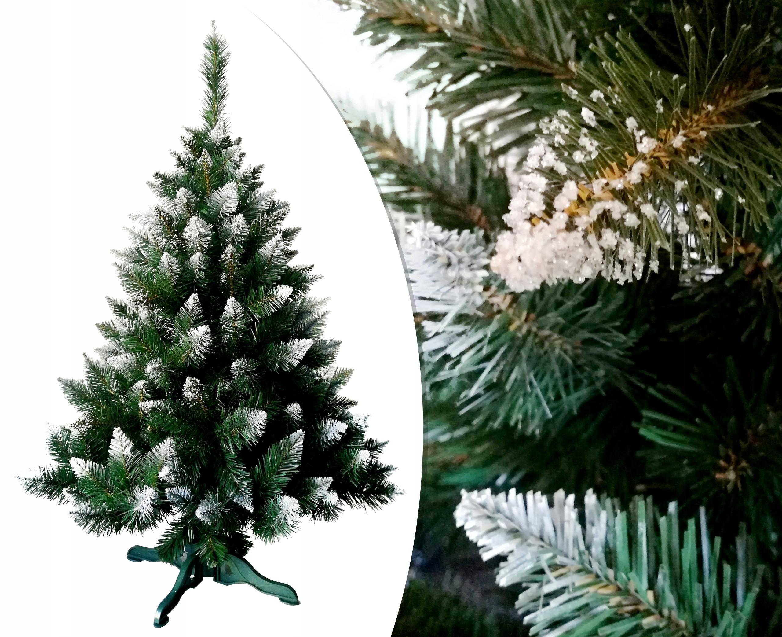 Umelý vianočný stromček na stojane MOUNTAIN PINE 100 cm
