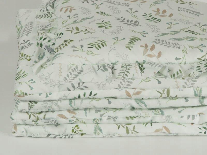 Posteľná bielizeň 65x75 s realizáciou. Vintage Kvety