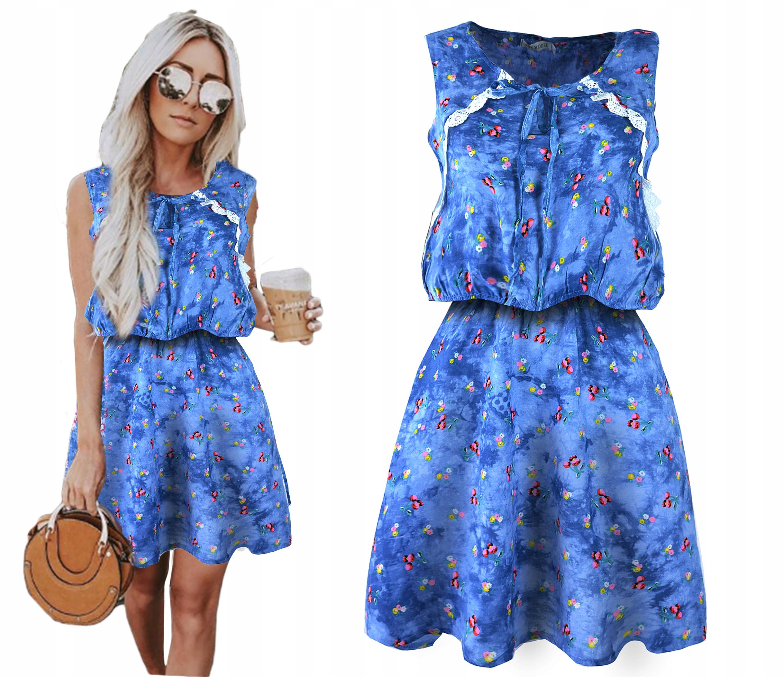 Фантастические модные женские платья цветы
