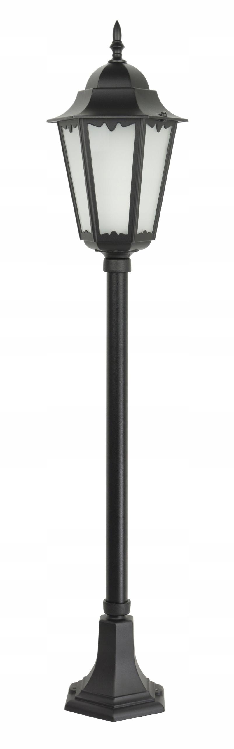 Vonkajšia podlahová lampa Retro Classic II 115 cm