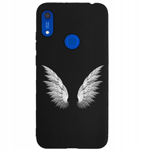 150wzorów Etui Full Matt Do Huawei Y6S Plecki Case