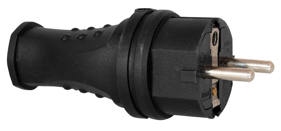 Резиновая заглушка 16А 230В IP44 герметичная AEI602277