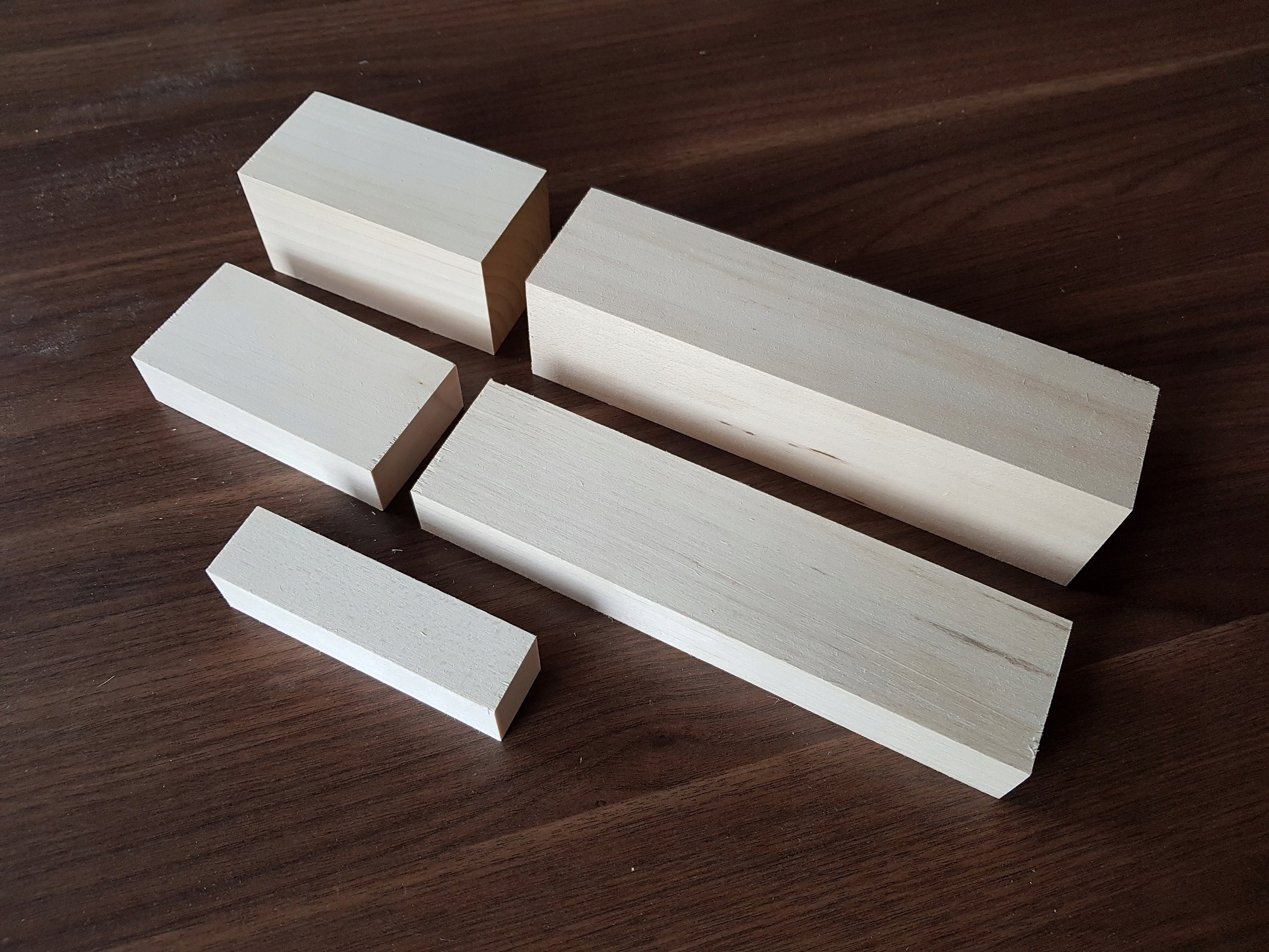 Деревянные блоки из липы, дерево для резьбы по дереву