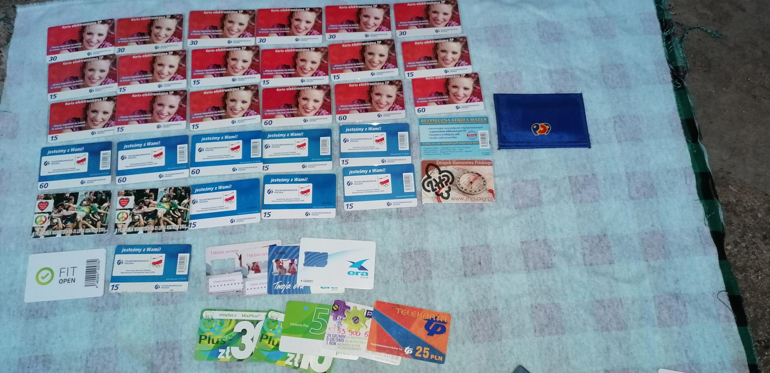 телефонные карточки