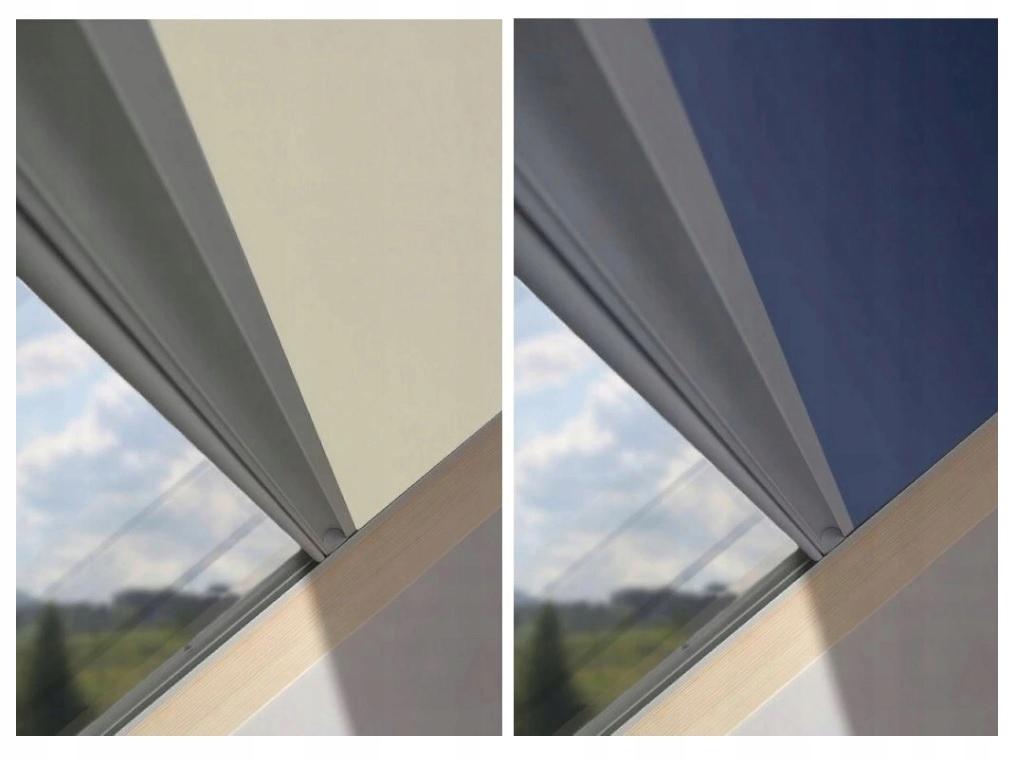 ORF затемняющая штора для Fakro Optilight 78x140