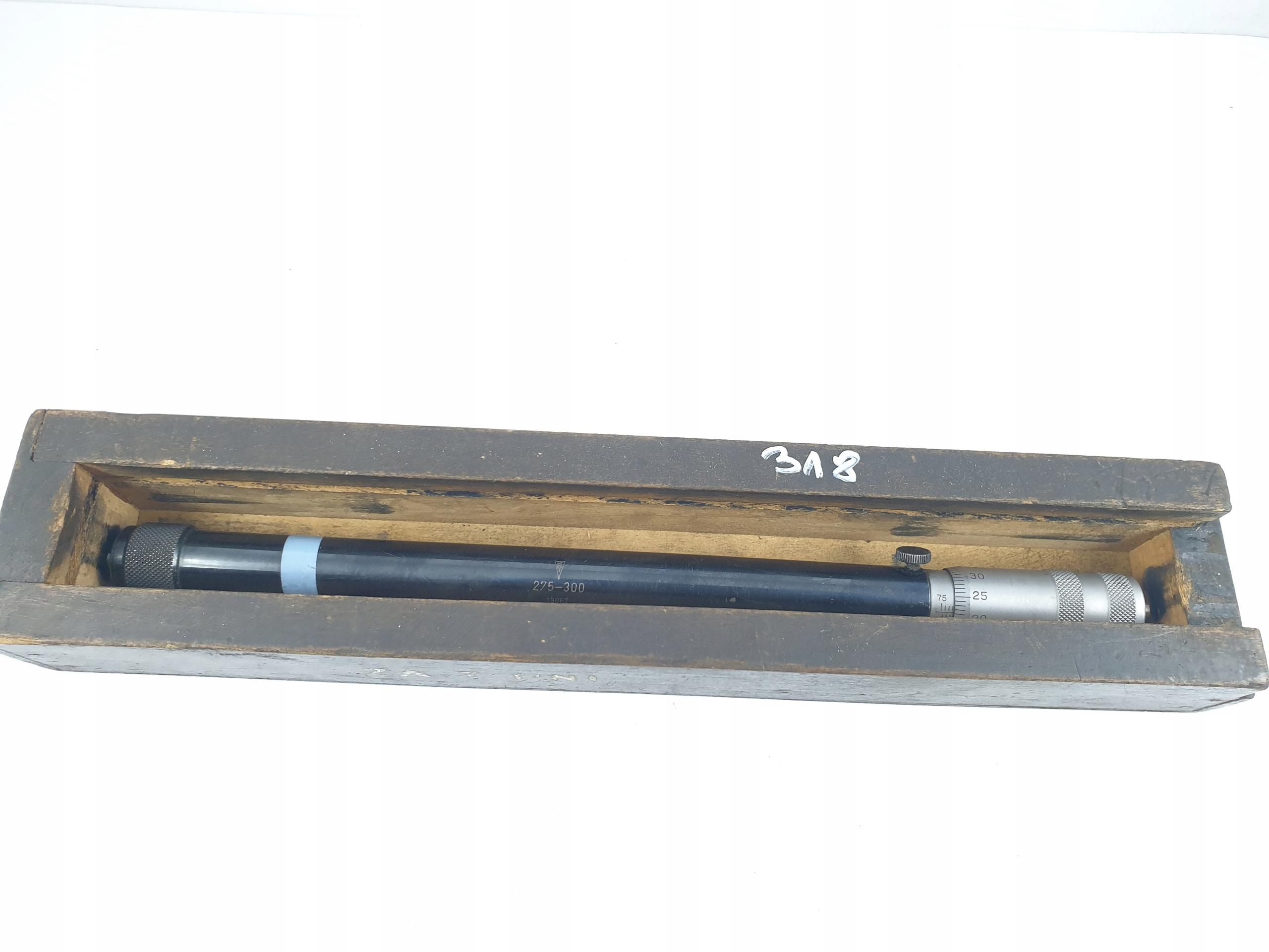Średnicówka mikrometryczna 275-300 DDR