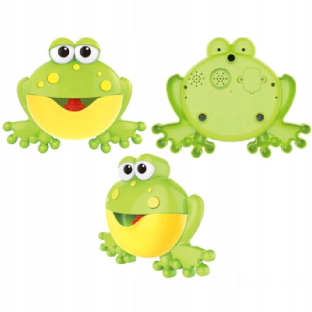 Żaba bąbelkowa do robienia piany żabka 1111-19 Szerokość produktu 25 cm