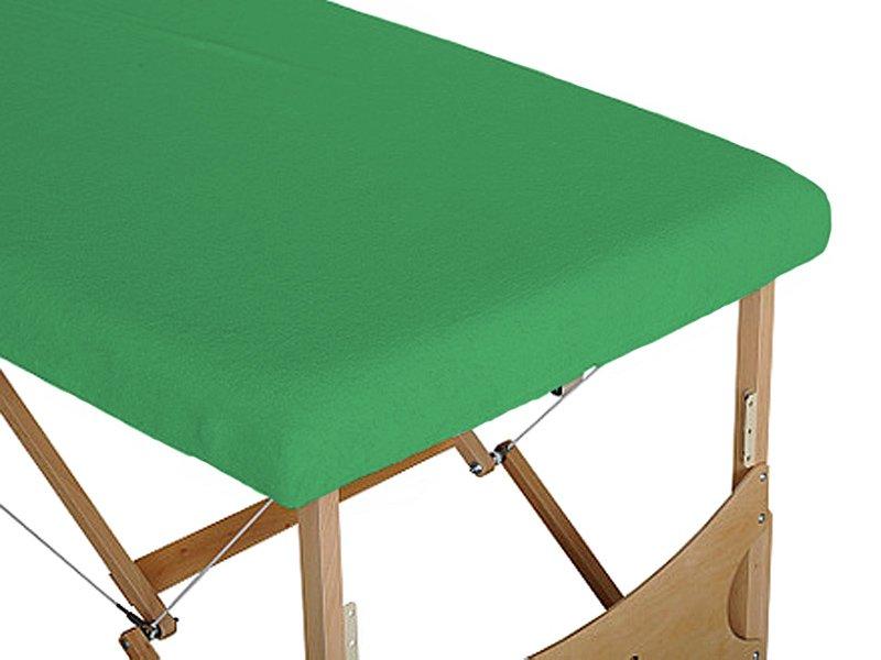 Frotte list na skladacej masážny stôl