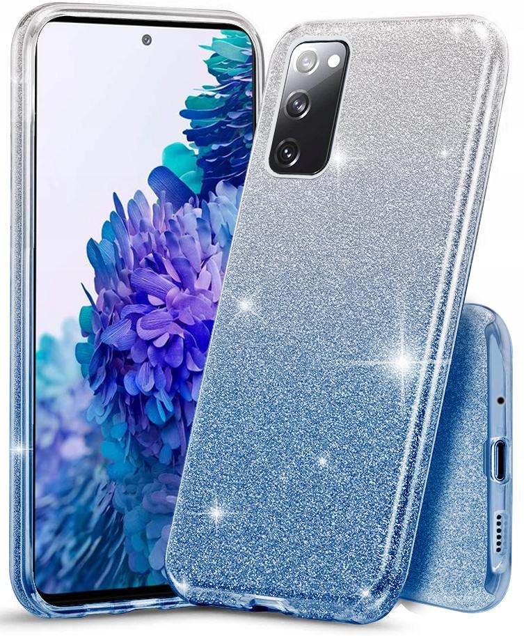 Etui do Samsung Galaxy S20 FE CASE BROKAT + SZKŁO
