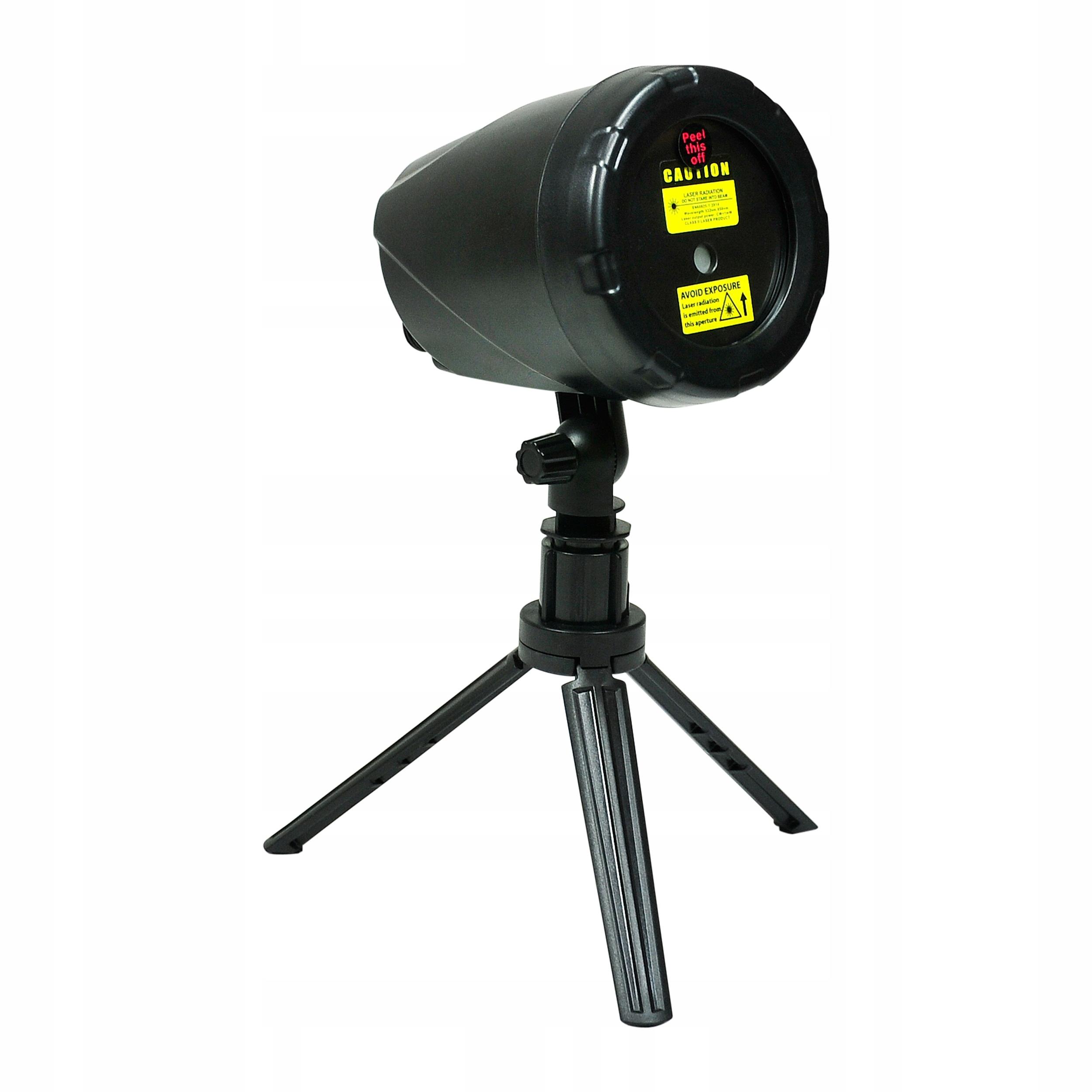 PREMIUM laserový projektor 9 funkcií 297 m² POLUX
