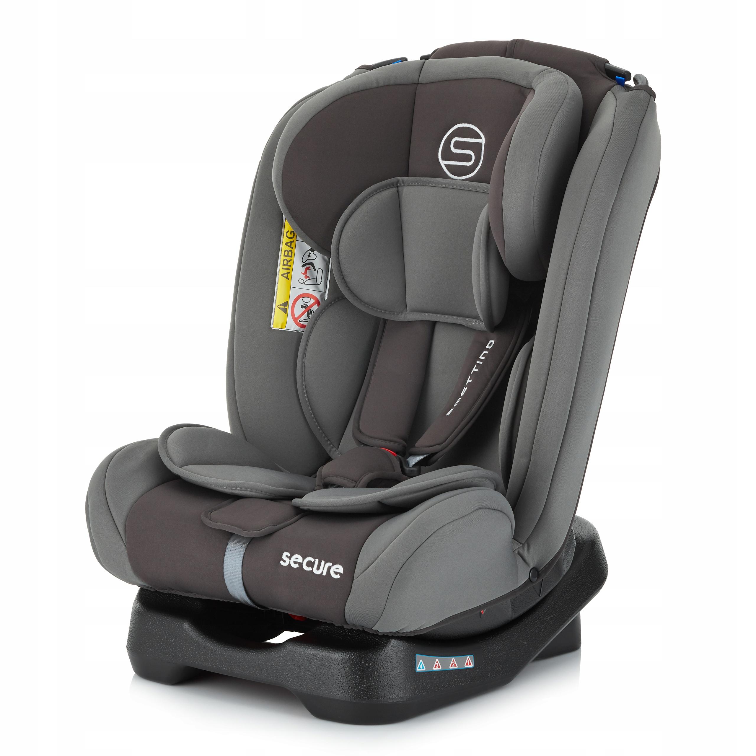 Fotelik samochodowy Sesttino Secure PRO 0-36kg Marka Sesttino