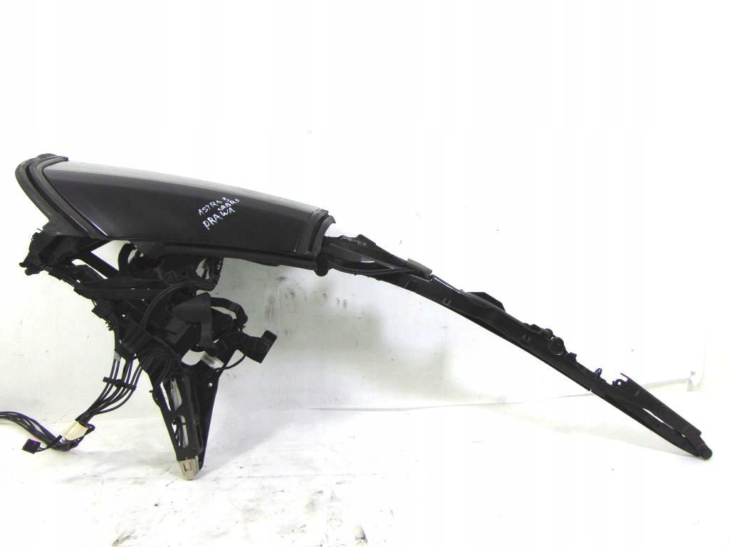 механизм крыши правый opel astra h кабриолет twintop