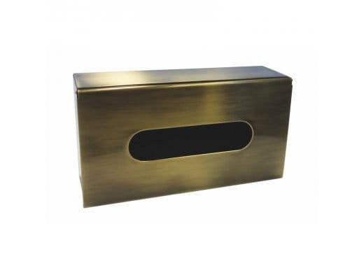 Bronzová papierová skrinka BEMETA RETRO