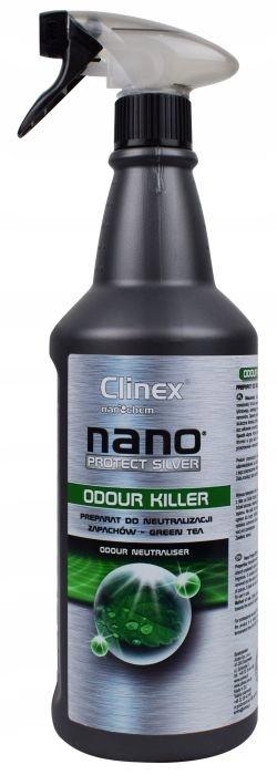 CLINEX NANO ODOR KILLER 1L НЕЙТРАЛИЗАТОР ЗАПАХОВ