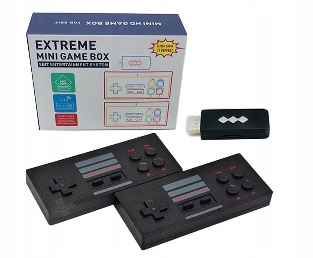 Беспроводная ретро-консоль Pegazus 568 HD 4k games