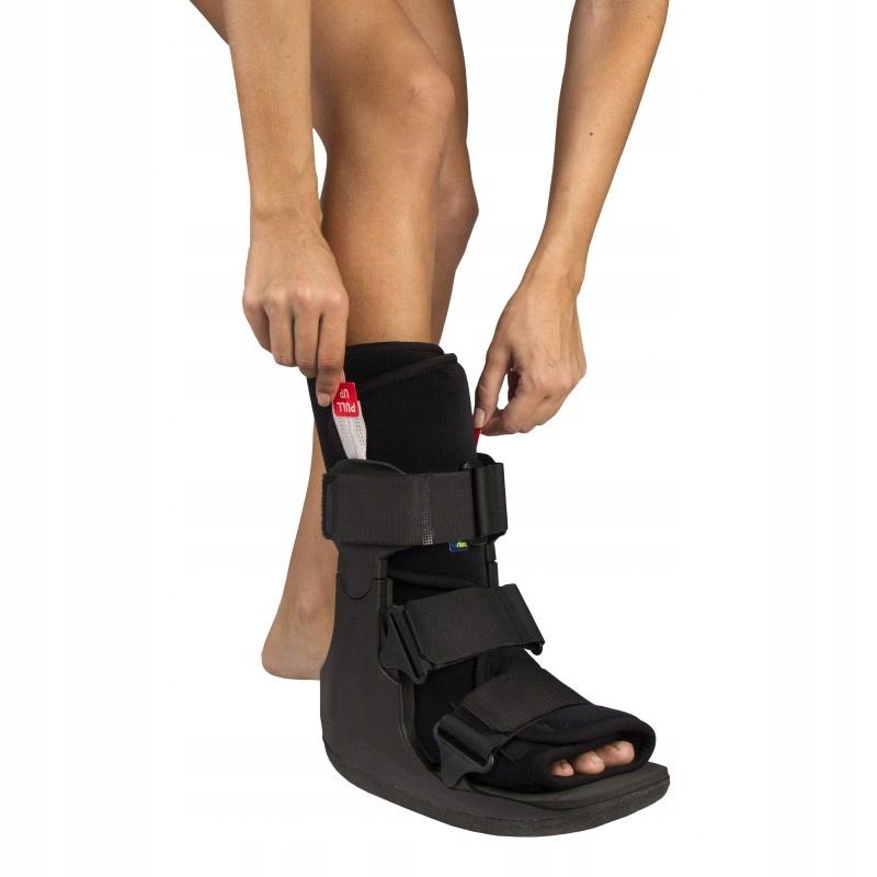 BUT ORTOPEDYCZNY TYPU WALKER KRÓTKI POOPERACYJNY M Rodzaj orteza stawu skokowego i stopy