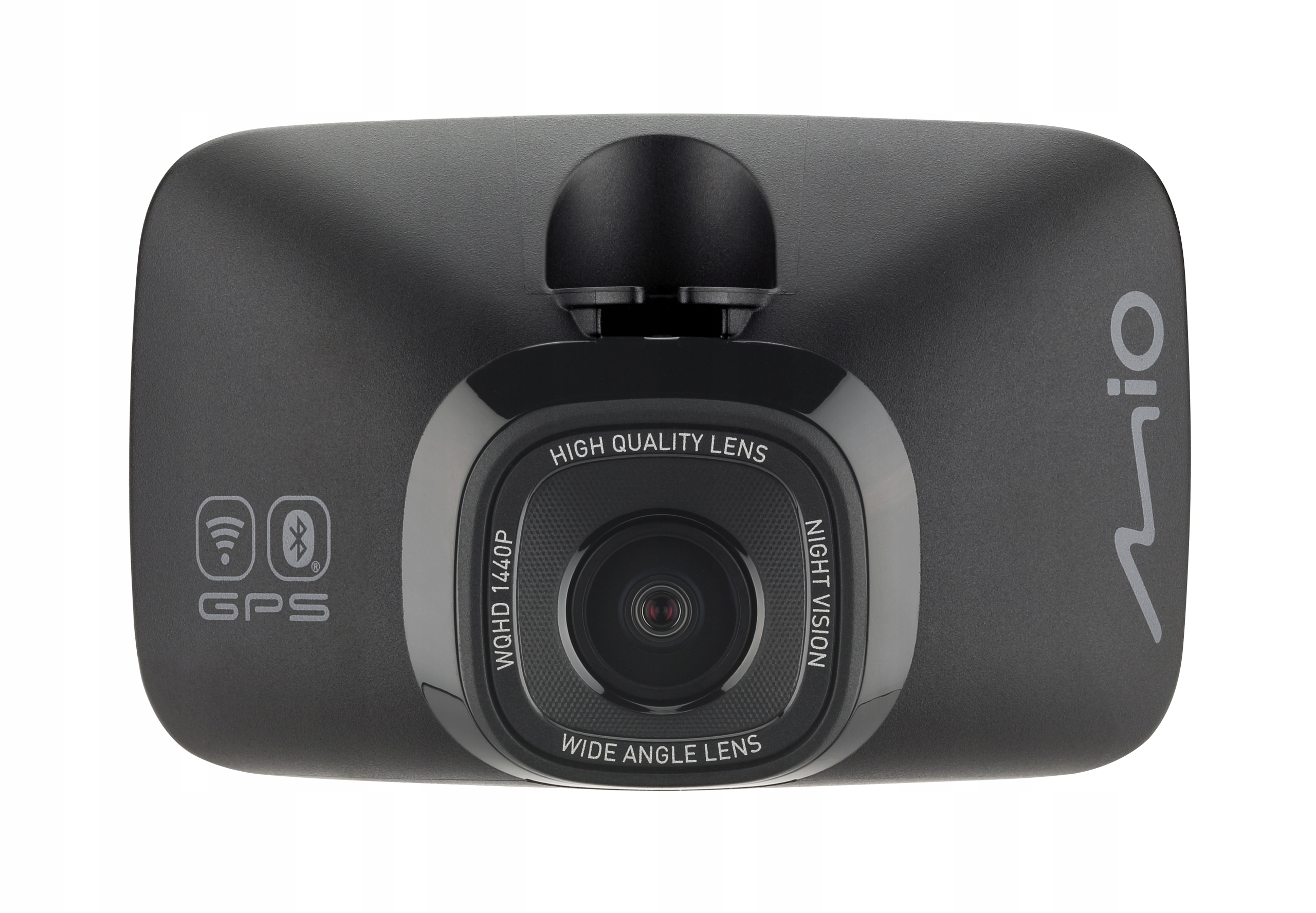 MIO MiVue 818 KAMERA GPS, Wifi, BLUETOOTH, 60kl/s Kolor czarny