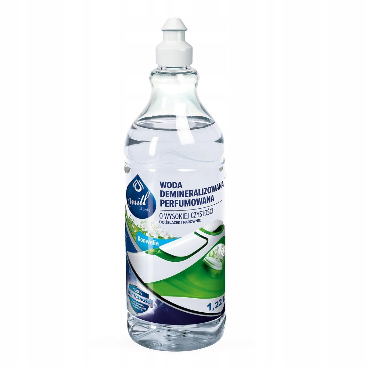 Деминерализованная вода для утюгов ландыша