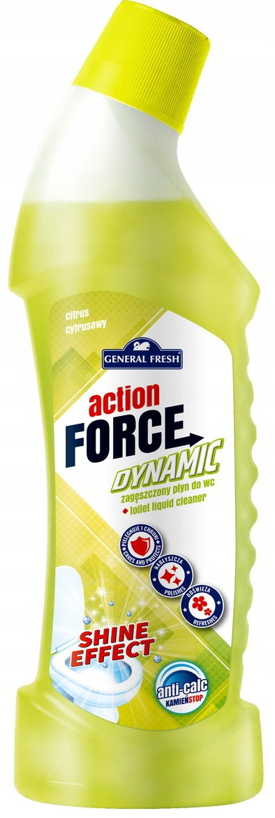 GENERAL FRESH ACTION FORCE DYNAMIC 1Л ЦИТРУСОВЫЙ