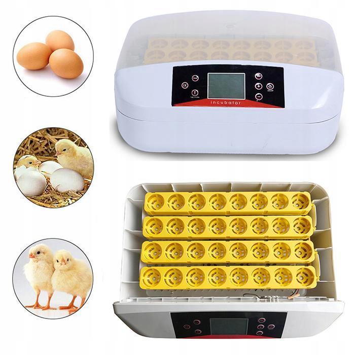 Автоматический инкубатор / Хатчери до 32 яиц 220V