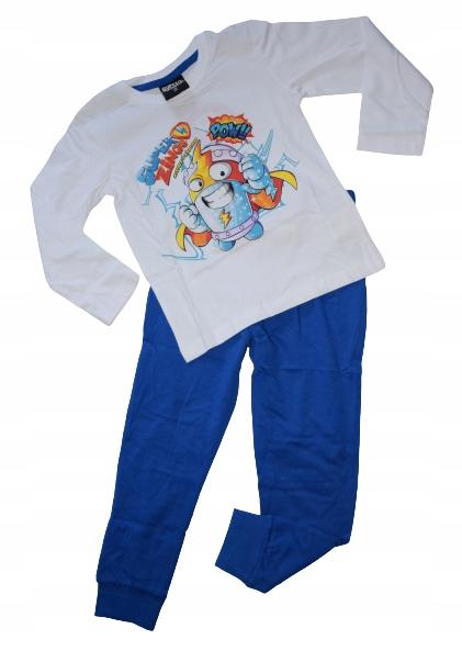 Pyžamo SUPER ZINGS 122 CM B 126
