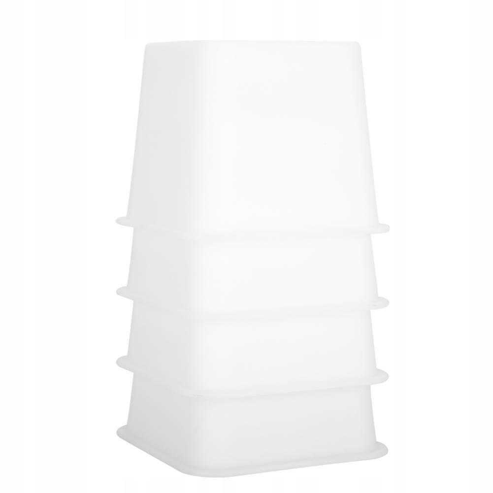 4 ks 12mm podložky na stoličky pre stoličky