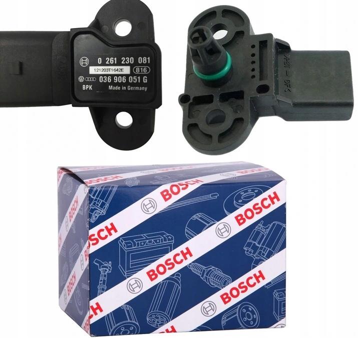 датчик давления наддува bosch 0 261 230 081
