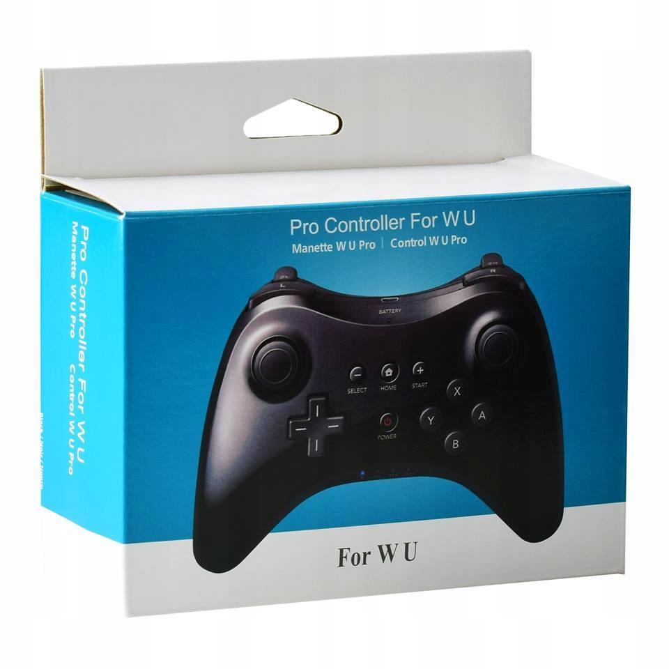 Bezdrôtový radič Pro Nintendo Wiiu Console