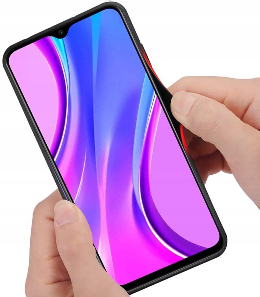 Etui do Xiaomi Redmi 9A Case Glass + Szkło 9H Producent Kraina GSM