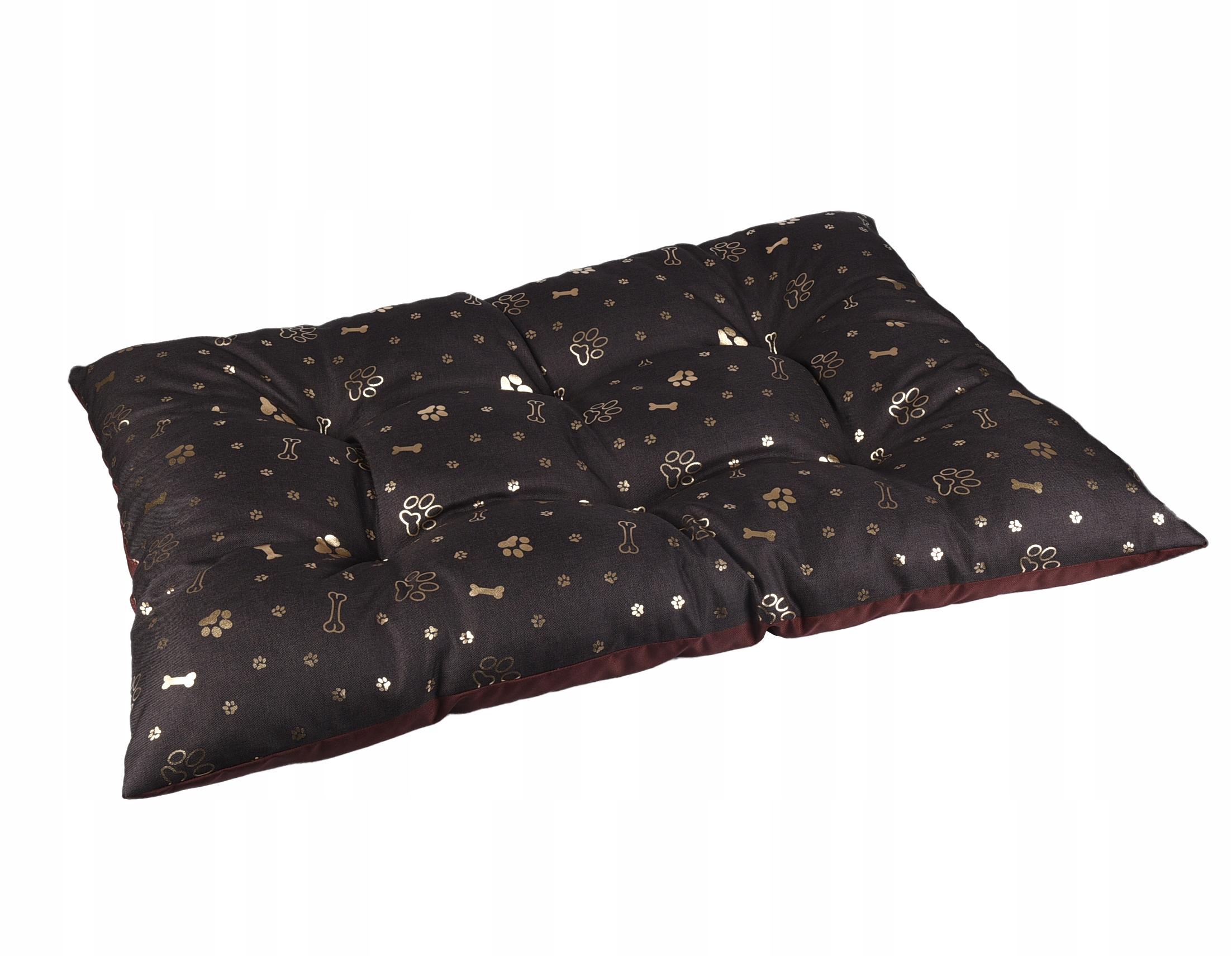 Подушка-кровать для собаки или кошки 100х80 из ПОЛЬШИ