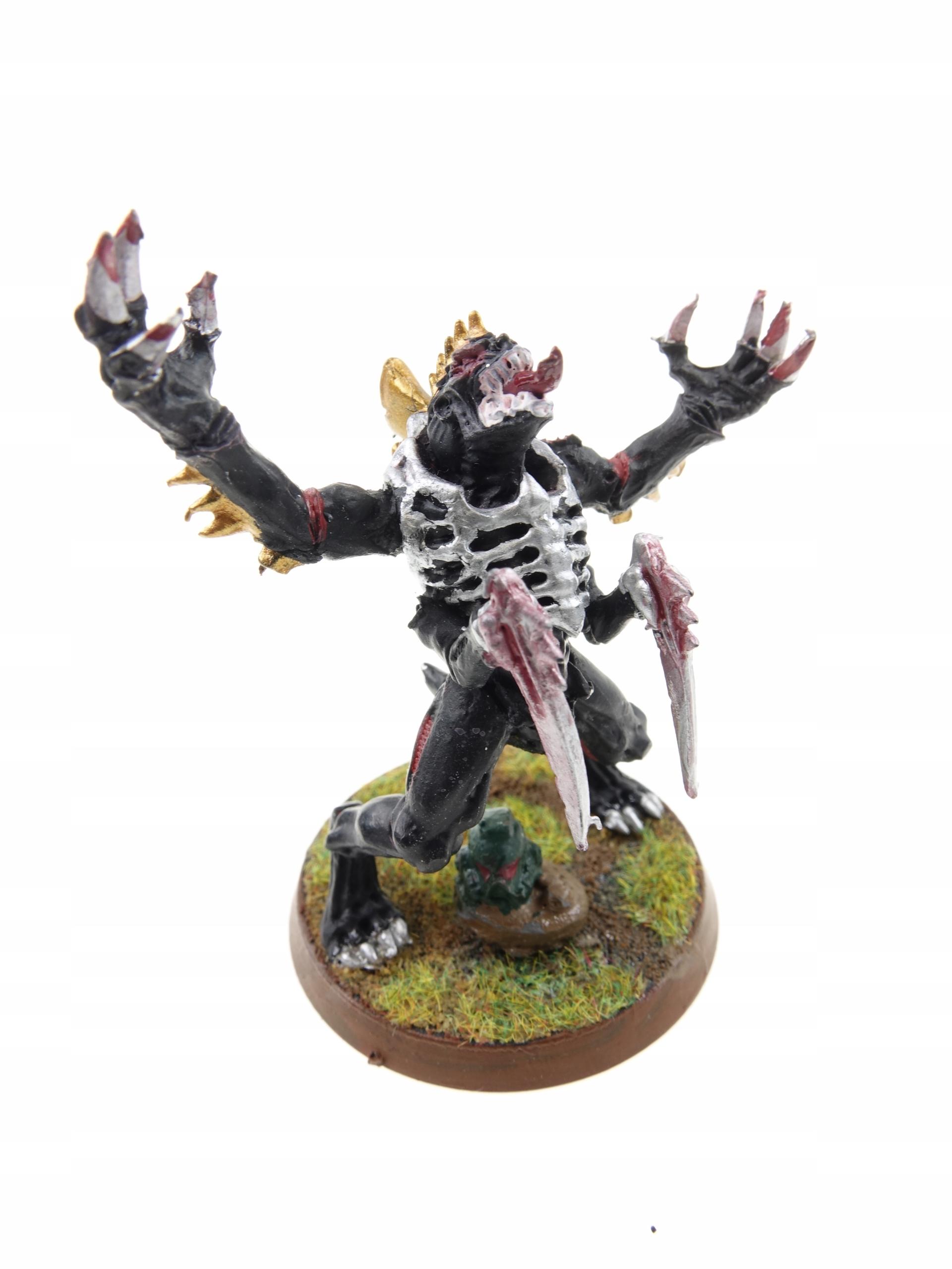 Warhammer 40k Tyranid Broodlord Figurka Metal 59 99 Zl Stan Uzywany 10090024943 Allegro Pl