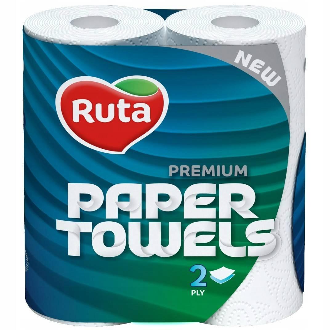 Полотенце кухонное RUTA 2 рулона