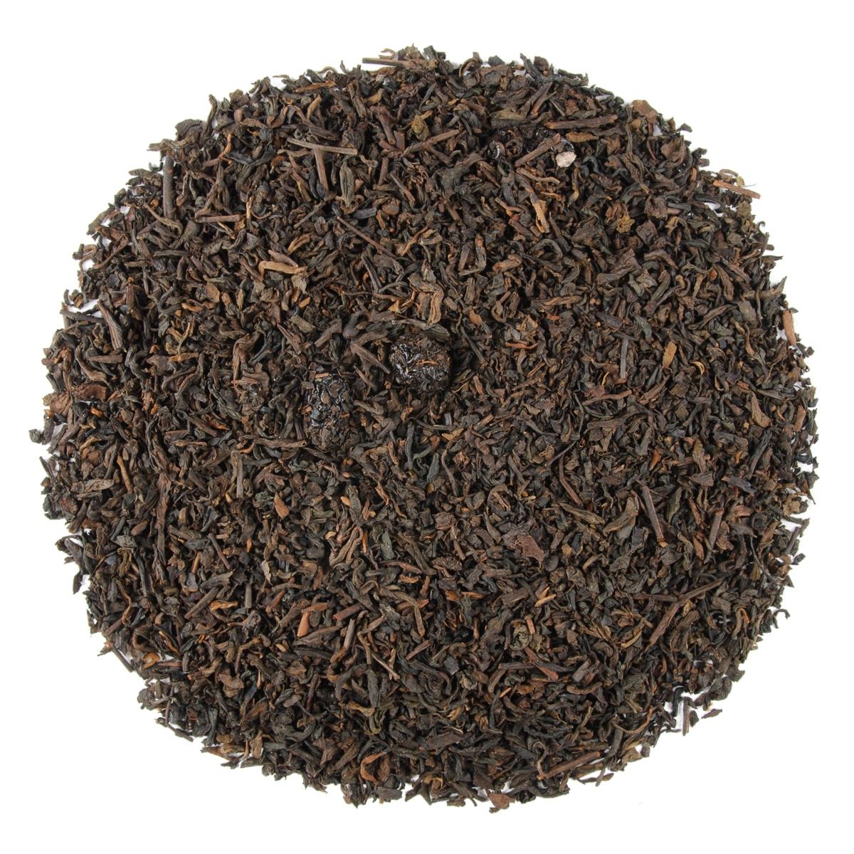 Красный чай 0,5 кг Пуэр Черри-Ром