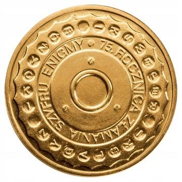 2zł Enigma 2007 r woreczka menniczego