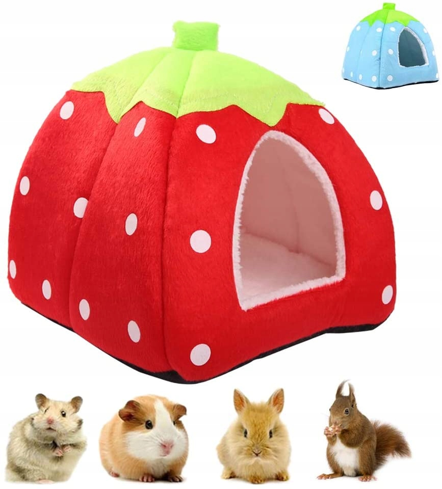 Зимние домики для кошек и мелких животных S-26 * 26см