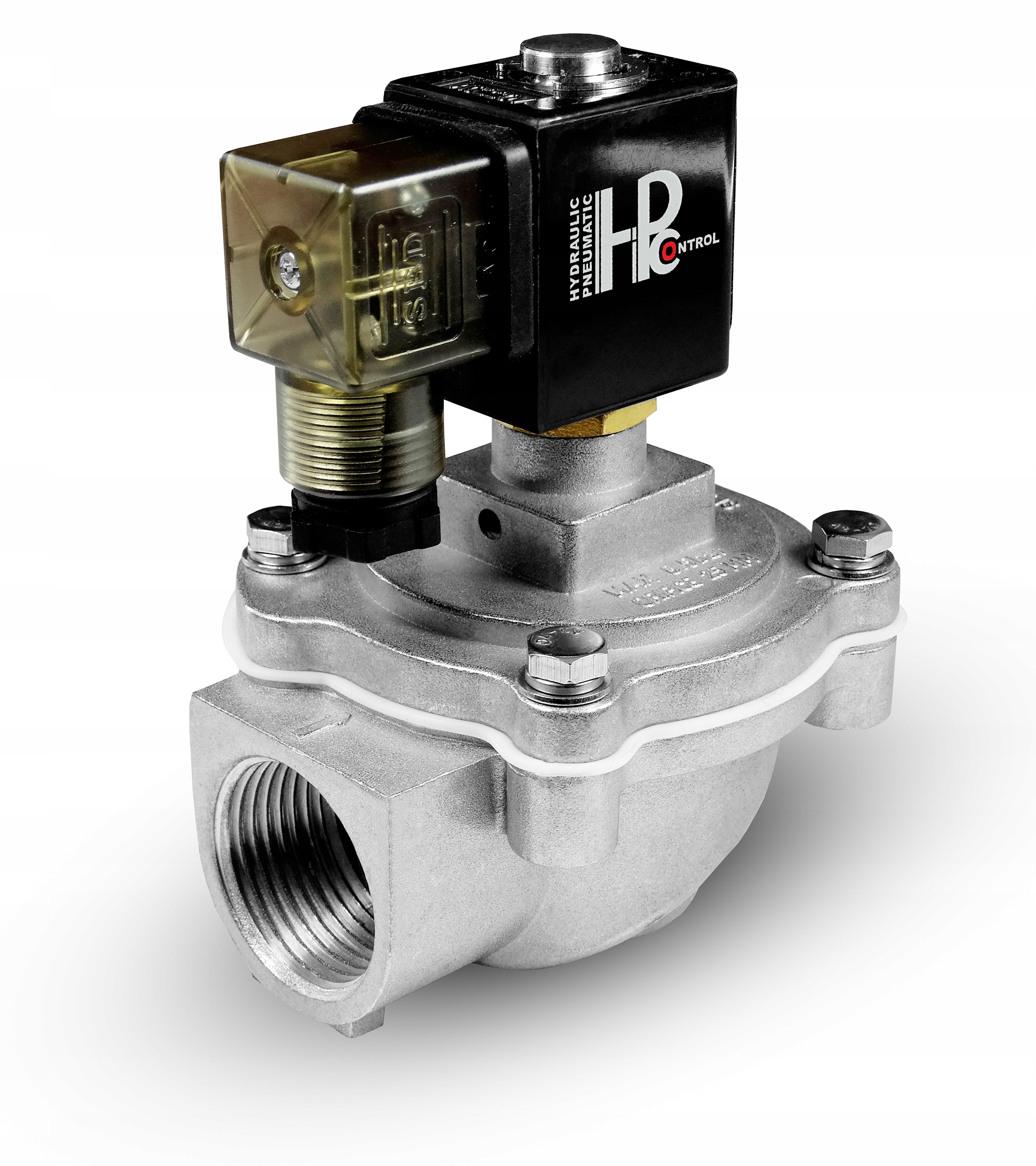 Elektrozawór impulsowy czyszczenia filtrów 1 cal
