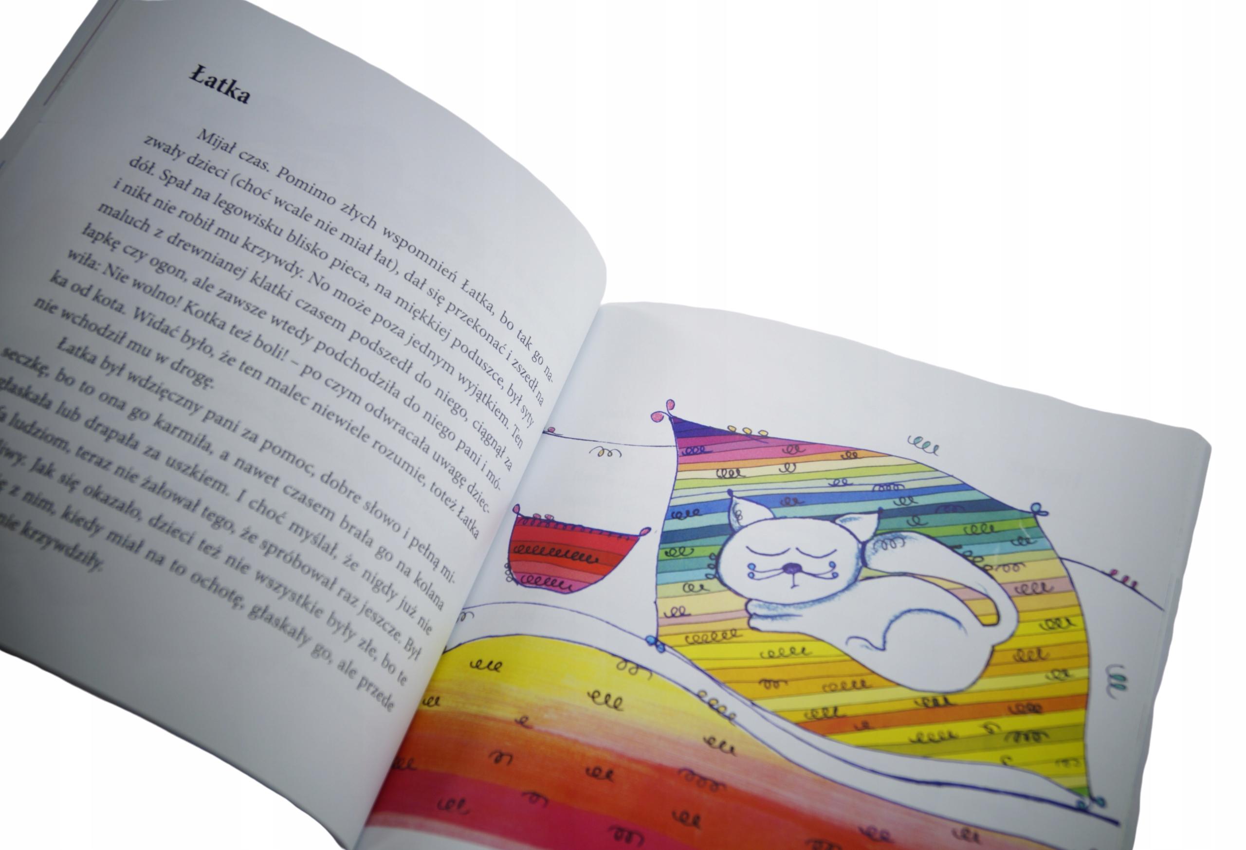 Książka dla dzieci ŁATKA I GAŁGANEK B.Woda Numer wydania 1