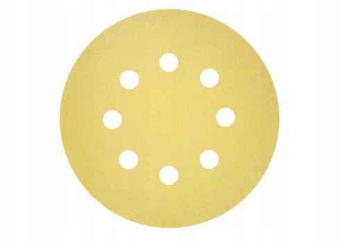 Brúsny papier na suchý zips Bosch 125 mm silný 120 50 ks