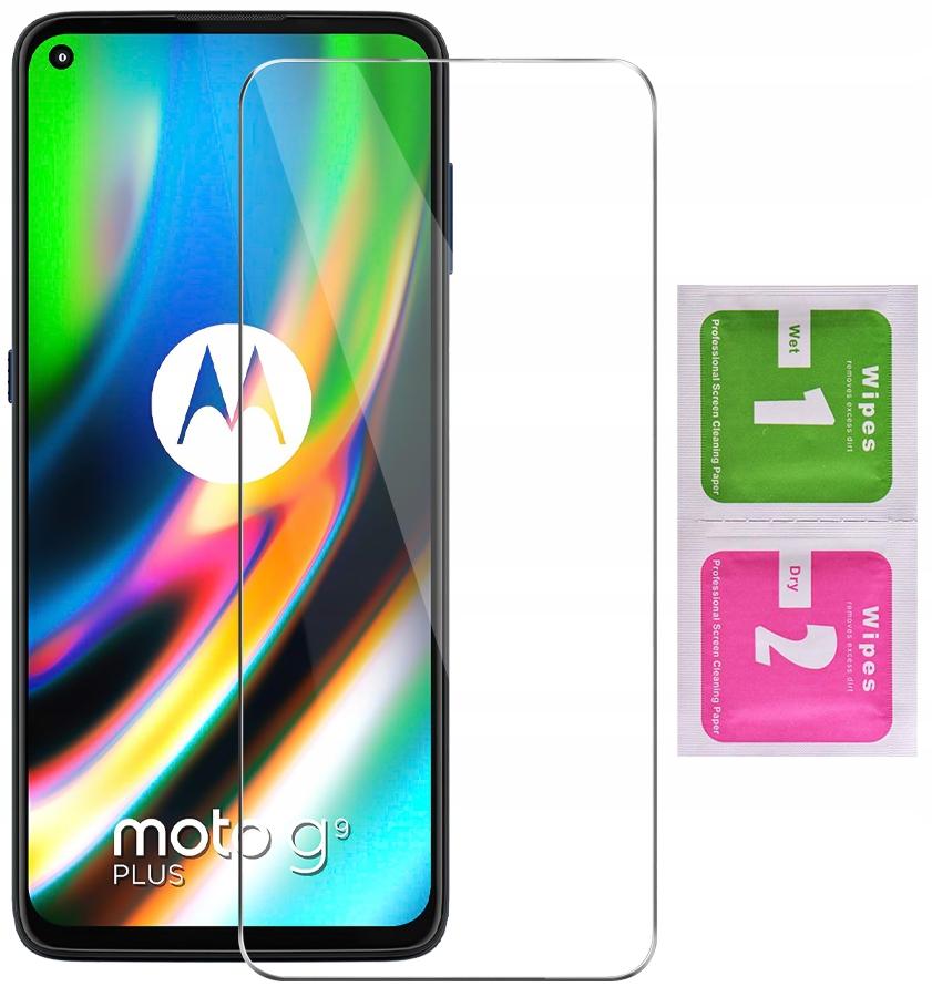 Szkło Hartowane 9H Szybka do Motorola Moto G9 Plus