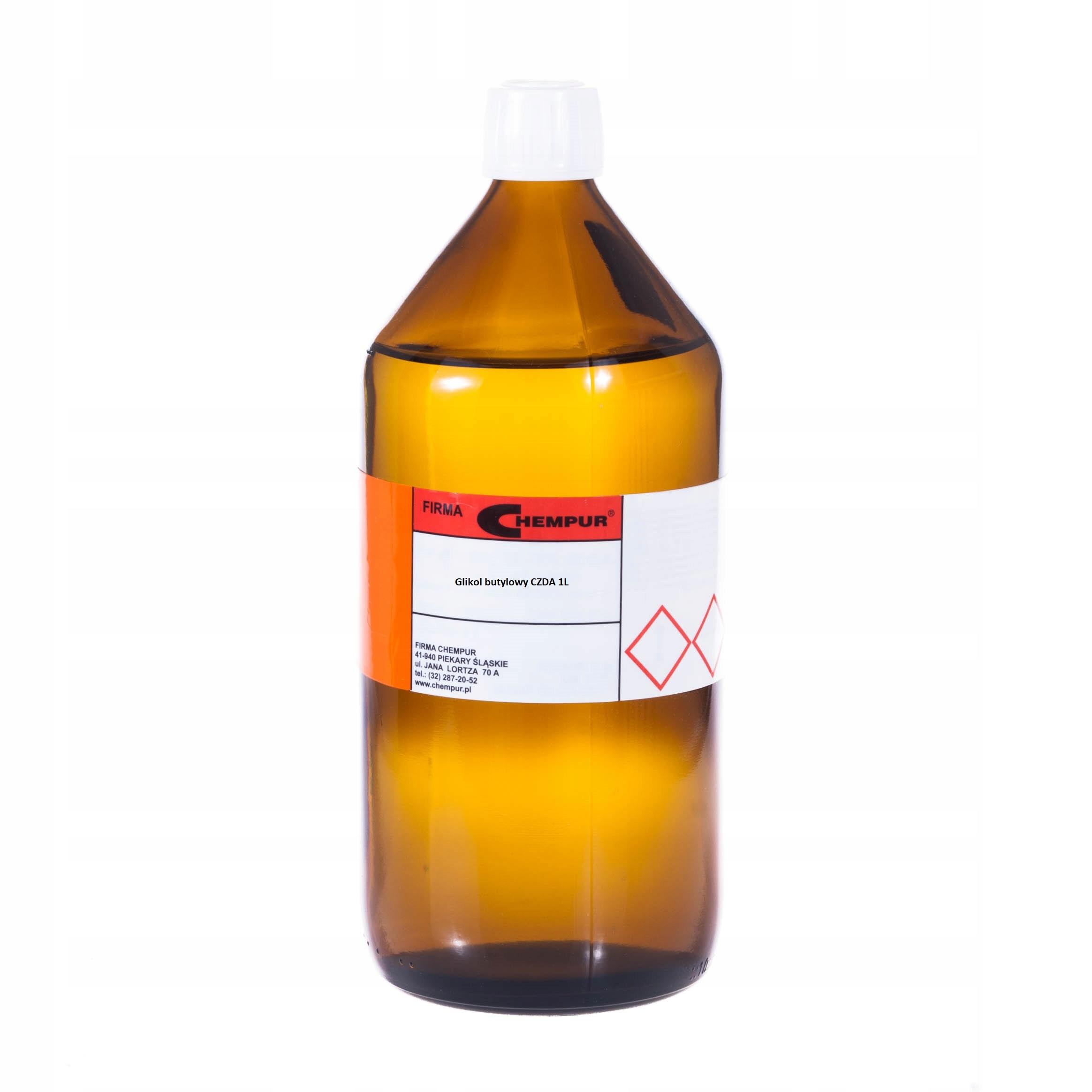 Бутилгликоль Чистый для анализа 1 литр