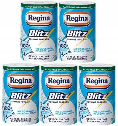 Regina Blitz Набор полотенец 3 слоя 5шт.